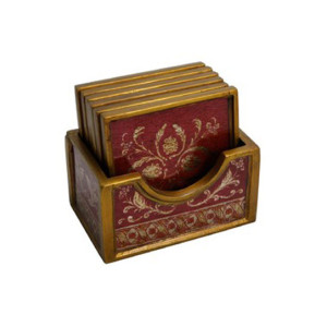 wooden tea